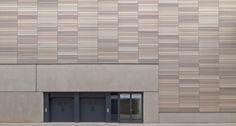 Messehalle 6 - NBK Terracotta