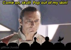 Space Mutiny - haha!  That is one of my favorite MST3K's - the movie is so 80's that sometimes the guys just laugh when they come on screen with their crazy styles - no joke needed