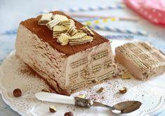 Sweets Recipes, No Bake Cake, Cake Cookies, Fudge, Tiramisu, Nutella, Baking, Ethnic Recipes, Food