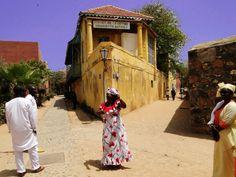 Ile de Goree, Senegal #overlands #transafrica