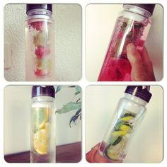 fruit flesje