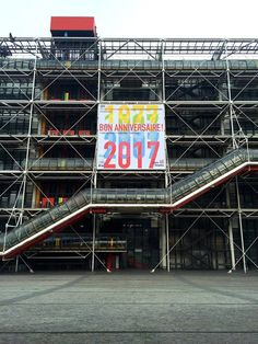"""Renzo Piano Building Workshop """"Mi piace"""" aggiunto alla Pagina · 7 ore fa ·    [EVENT] This year, the Centre Pompidou is celebrating its 40th Anniversary! On that occasion, many cultural events are organized in 40 cities of France, from January to December 2017. See the schedule here:"""