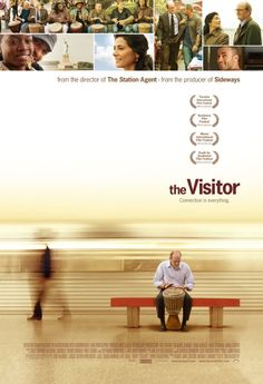 The Visitor (2007) - by Thomas McCarthy (director)