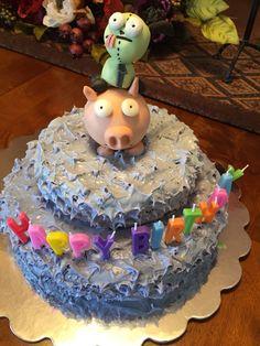Gir cake