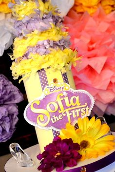 Sofia the First Party #sofia #party