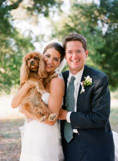 The most adorable wedding pups: http://www.stylemepretty.com/2016/01/13/paws-for-a-cause-celebrate-puppy-love-with-toast-finns-wedding/