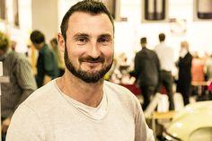 Marc Castan, phantastic wineproducer, organic, small, wild and kind. Domaine Mamaruta, Fitou