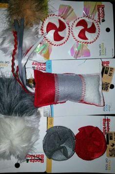 50pc Cat Lot NWOT Boots&Barkley Catnip CHASE KICK POUNCE toys