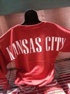 Kansas City Game Day Jersey   Sideline Chic