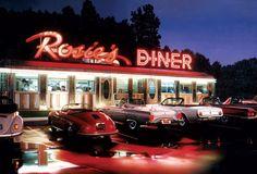 Rosies Diner California