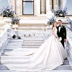 192df27e27672 Zuhair Murad wedding gown Travel Inspiration