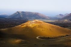 The unearthly beauty of Lanzarote