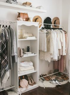 How To Clean Out Your Closet & Make It Fun | Inspired By This | Bloglovin'