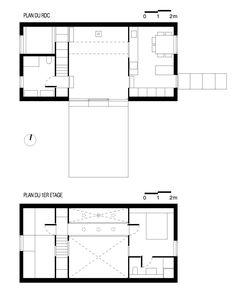 Lode architecture - Maison G - PLANS