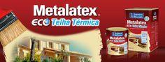 Metalatex Eco Telha Térmica