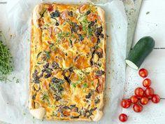 Suppilovahveropiiras Vegetable Pizza, Great Recipes, Vegetables, Food, Kite, Veggies, Essen, Vegetable Recipes, Yemek