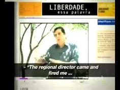 Filme proibido que Aécio quer dar fim Gagged in Brazil Censura a Imprensa
