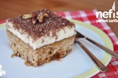 İncirli Tatlı Tarifi Videosu the the Fig Dessert Recipe Video Cooking Figs, Fig Dessert, Baklava Cheesecake, Gluten Free Doughnuts, Turkish Recipes, Ethnic Recipes, Pasta Cake, Cookie Recipes, Dessert Recipes