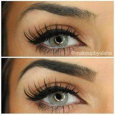 Eyebrow goals lol