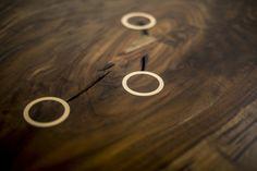 cast bronze rings