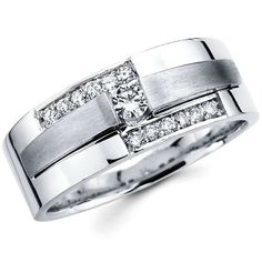 Wedding rings UK offer you a wide selection of materials for your wedding ring. You can choose what kind of wedding rings you want. Engagement Rings Uk, Wedding Rings Solitaire, Cheap Wedding Rings, Couple Rings, Jewelry Rings, Jewellery, White Gold, Jewels, Clarity