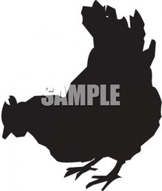 Chicken Silhouette - Bing Images