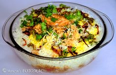 King Fish Biryani