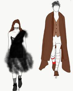 Vivienne Westwood Fall/Winter 2017! @viviennewestwoodofficial #LCM @image_amplified @troy_wise @5by5forever #JET #viviennewestwood #FW17 #londoncollectionsmen #fashionweek #london #menswear #malefashion #malestyle #fashion #runway #runwaycollections #style #beauty #luxury #illustration #fashionillustrations #ia #imageamplified #art #jetleofficiel