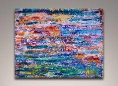 "Saatchi Art Artist Nestor Toro; Painting, ""Enchanted Spectra 6"" #art"
