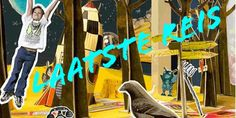 Voor de laatste keer op reisin 'het Rijk van Heen en Weer'.Afscheid van het Rijk met verrassing voor alle kinderen De tentoonstelling 'Rijk van Heen en Weer', onder kinderen in Den Haag een geliefd onderdeel van het Museum van Communicatie, wordt zondag 1 maart a.s. feestelijk gesloten. Mevrouw de grensbewaker van het Rijk gaat met […]