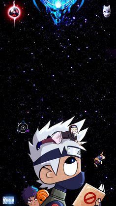 Sasuke Sharingan, Kakashi Hatake, Naruto Shippuden Anime, Anime Naruto, Hinata, Japanese Wallpaper Iphone, Naruto Wallpaper Iphone, Naruto And Sasuke Wallpaper, Wallpaper Naruto Shippuden