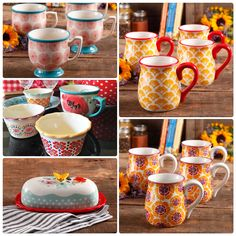 Pioneer woman new line of dishes