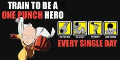 15 Reasons Why One Punch Man is the Best Superhero Ever