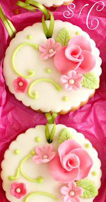 Sugar flowers Creations-Nicky Lamprinou:. Mpiskota