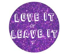 LOVE it or Leave It? | Eau Talk - The Official FragranceNet.com Blog