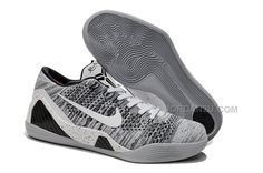various colors e05c5 00e30 Kobe 9 Elite Low Beethoven White Black Wolf Grey Style Code 639045 101 Nike  Air Max