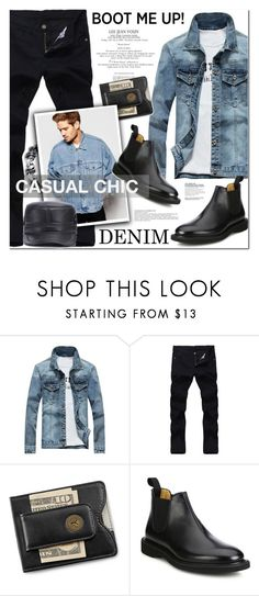 """CASUAL CHIC"" by nanawidia ❤ liked on Polyvore featuring Tokens & Icons, Paul Smith, men's fashion, menswear and twinkledeals"