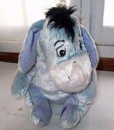 Disney Store Exclusive Eeyore Plush Stuffed Animal Winnie The Pooh #Disney