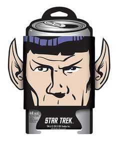 Loving this Spock Can Sleeve on #zulily! #zulilyfinds