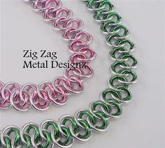 Zig Zag Bracelet Kit - Metal Designz
