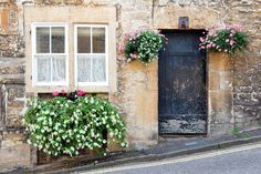 Image result for front door opens straight into street