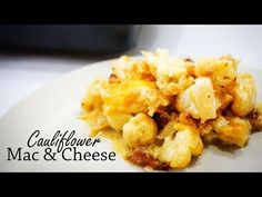 Not Your Mama's Cauliflower Mac and Cheese With Bacon! | Keto Diet Fact or Fiction