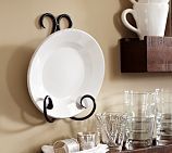 plate hangers from pottery barn
