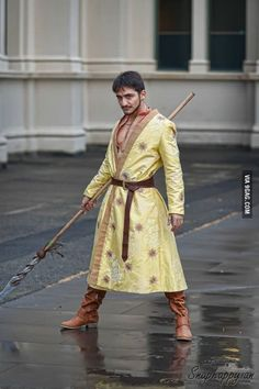 Oberyn Martell (Game of Thrones) #cosplay