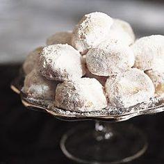Algunas Recetas, Algunos Tips... y Algo Más: Pasteles de Boda Mexicanos / Pasteles de Té Rusos