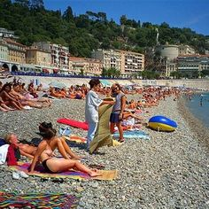 On day 7 travel to Nice from Paris. Spend two days relaxing on the beach in Nice in Provence-Alpes-Côte d'Azur before continuing on to Italy.