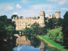 Warwick Castle, Stratford Upon Avon - England