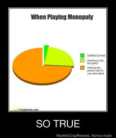 It's perfectly normal to take xanax while playing your family in Monopoly... right?