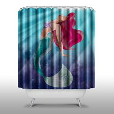 Description This Is A Awesome Handmade Product. We Can Print Any Images On  It Use. Little Mermaid BathroomMermaid RoomThe ...
