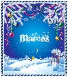 40 imágenes navideñas con nombres de personas para compartir   Banco de Imagenes (shared via SlingPic)